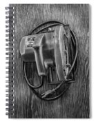 Skilsaw Top Spiral Notebook
