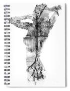 Skin Deep Spiral Notebook