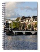 Skinny Bridge Spiral Notebook