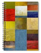 Skinny Color Study Ll Spiral Notebook