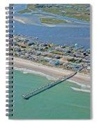Skinny Paradise Spiral Notebook