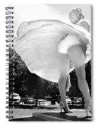 Swing It Spiral Notebook