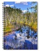 Skit Branch Spiral Notebook