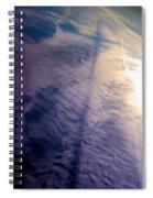 Sky Cross Spiral Notebook