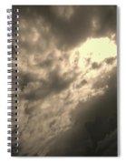 Sky Dreams 4 Spiral Notebook