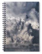 Sky Journey Spiral Notebook