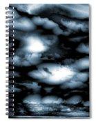Sky Of Wonders Spiral Notebook
