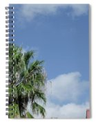 Sky Palm Spiral Notebook