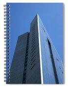Sky Slicer Spiral Notebook