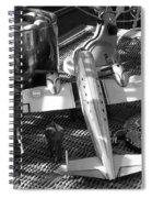 Skycruiser Spiral Notebook