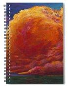 Skydance Spiral Notebook