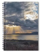 Skye Spiral Notebook