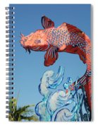 Skyfish Spiral Notebook