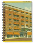 Skyland Hotel Spiral Notebook