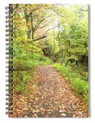 Skylands Trail H Spiral Notebook