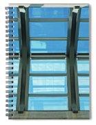 Skylight.. Spiral Notebook