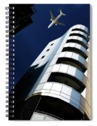 Skyline Spiral Notebook