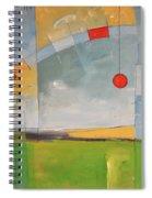 Skyride Spiral Notebook