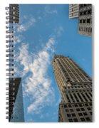 Skytops Manhattan Spiral Notebook