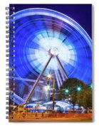Skyview Atlanta Spiral Notebook
