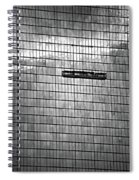 Skywalkers Bw Spiral Notebook