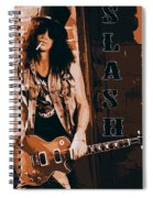 Slash, Guns'n'roses Spiral Notebook