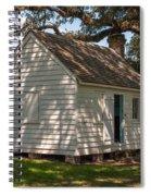 Slave Cabin Spiral Notebook