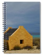 Slave Huts Spiral Notebook