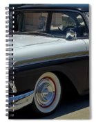 Sleek 57 Fairlane Spiral Notebook
