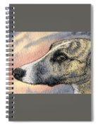 Sleek Spiral Notebook