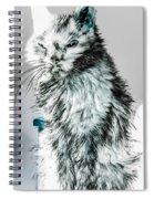 Sleep With One Eye Open Spiral Notebook