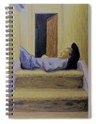 Sleeper Spiral Notebook