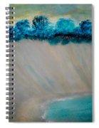 Sleeping Bear Spiral Notebook