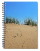 Sleeping Bear Sand Dunes Spiral Notebook