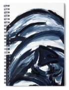Sleeping Dog Spiral Notebook