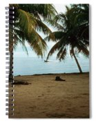 Sleeping Dogs Spiral Notebook