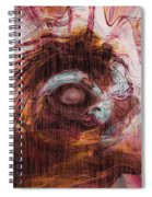 Sleepless Spiral Notebook