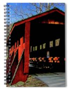 Sleepy Hollow Bridge Spiral Notebook