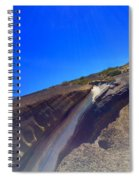 Slice Of Earth Spiral Notebook