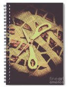 Slices Of Autumn Spiral Notebook