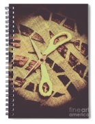 Slices Of Autumn Spiral Notebook