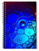 Slide Into A World  Spiral Notebook