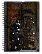 Slight Wear Spiral Notebook