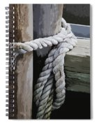 Slip Knot Spiral Notebook