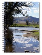 Slough Creek 1 Spiral Notebook