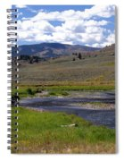 Slough Creek Angler Spiral Notebook
