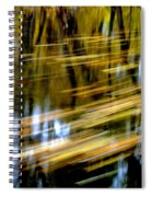 Slow Moving Stream - 2959 Spiral Notebook