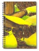Slugaholics Spiral Notebook