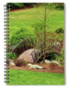 Small Arched Bridge Spiral Notebook