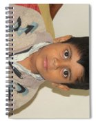 Small Child Images Spiral Notebook